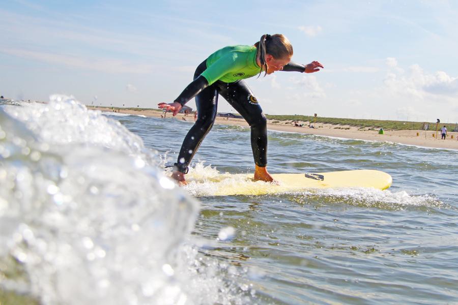 Sofftop Surfen