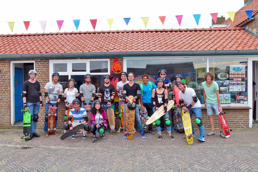workshop longboarden