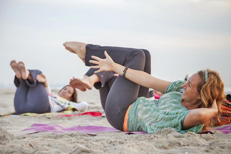 activiteiten ontspan yoga