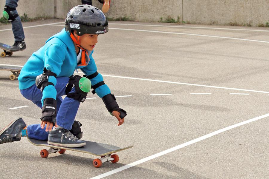 workshop skateboarden
