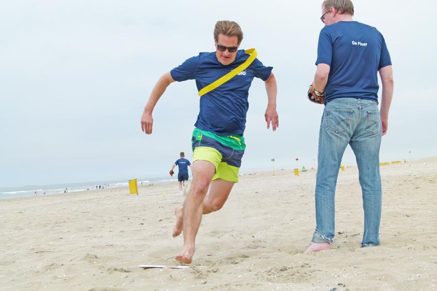activiteiten beach games softbal