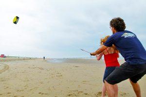 familiedag strand