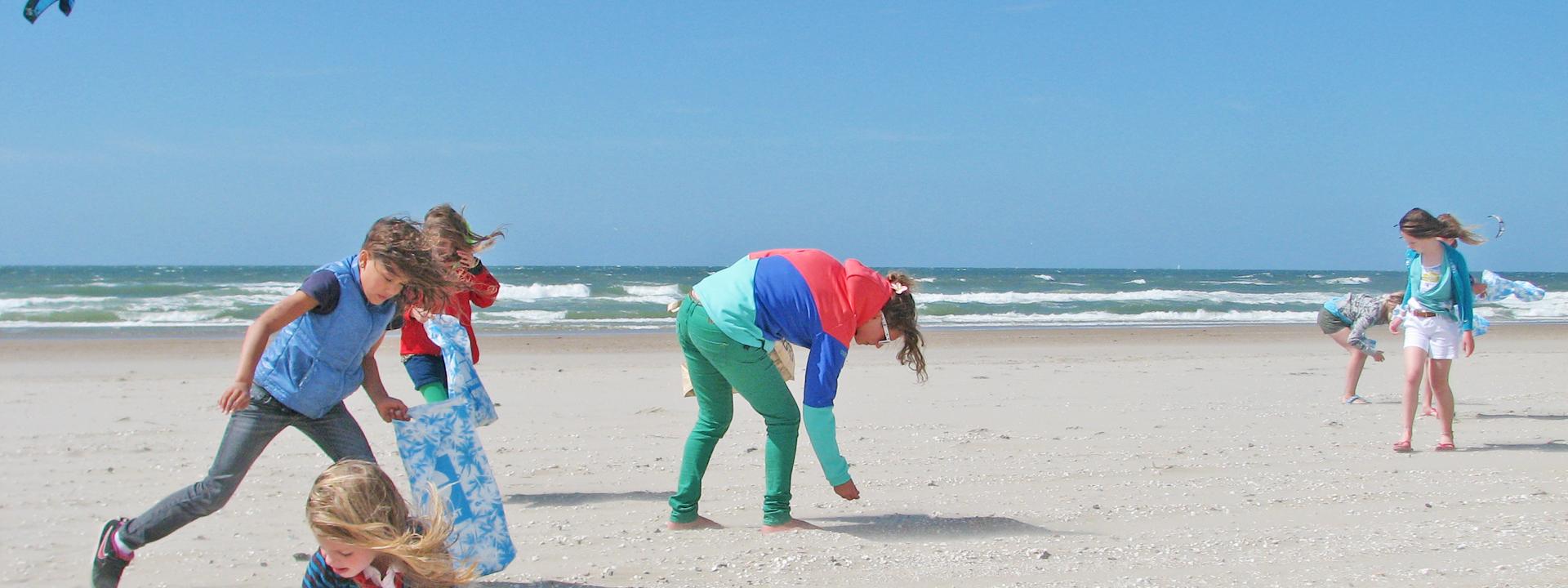 activiteiten ontspan strandjutten
